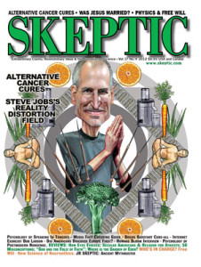 Dr. Shermer is the founding publisher of Skeptic Magazine, the official publication of The Skeptics Society, a 501(c)(3) scientific and educational organization.