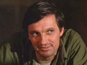 Some M*A*S*H fans love Hawkeye, other's can't stand him. What's your take?