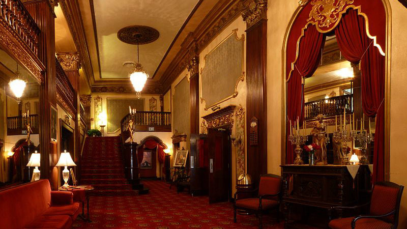 Coleman Theatre: Magical Attraction of Immeasurable Power